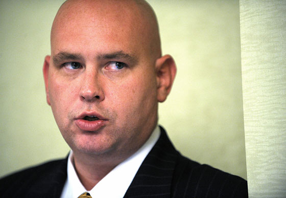 7/2/08: In the beginning of July, McCain changed his campaign's direction, bringing on Karl Rove protege Steve Schmidt, a no-nonsense veteran as bald as he is merciless.