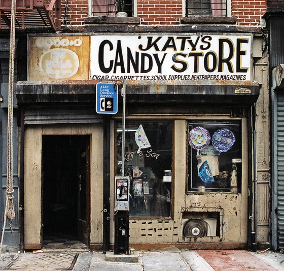 "Remember when we used to call ""convenience stores"" ""candy shops""?"