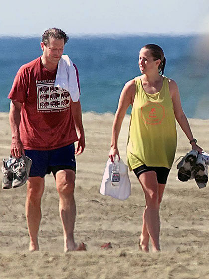 Back in 2000, when he still hoped to become president and had not yet discovered bacon, Al Gore and his daughter Kristin strolled the beach in Santa Monica.
