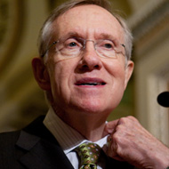 Harry Reid got a little breathing room tonight.
