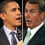 "Obama: ""Let's spend the money on jobs."" Boehner: ""That's dumb."""