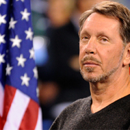 Larry Ellison is a very rich man.