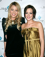 Blake Lively and Leighton Meister