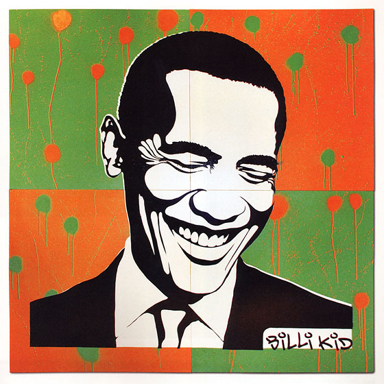 <strong><em>Manifest Hope Obama</em>, 2009</strong>
