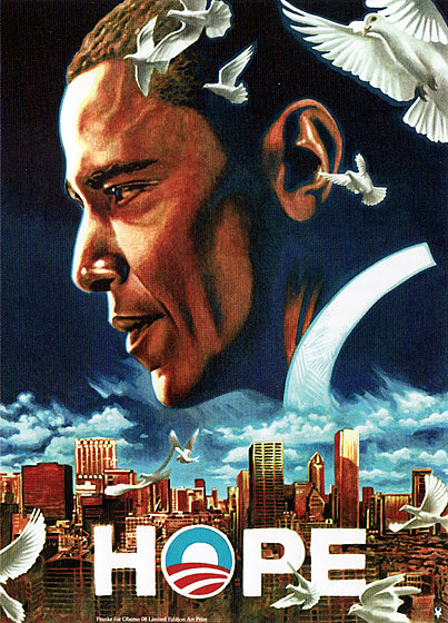 <strong><em>Hope Obama</em>, 2008</strong>
