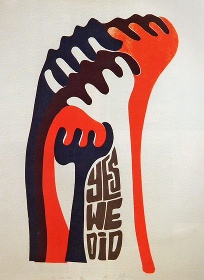 <strong><em>Yes We Did</em>, 2009</strong>