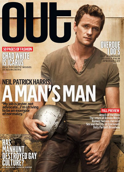 "Basically every story — <a href=""http://nymag.com/arts/tv/profiles/59002/"">including ours</A> — about Neil Patrick Harris since he came out nearly four years ago has played up the fact that he is a gay actor with a successful career, whose primary role is that of an incorrigible ladies' man on CBS's <i>How I Met Your Mother</i>. The wonder at the seeming improbability of this overlooks the fact that Harris came out not with a bang or cover shoot, but a reasonable statement. ""The public eye has always been kind to me, and until recently I have been able to live a pretty normal life. Now it seems there is speculation and interest in my private life and relationships,"" <A href=""http://www.people.com/people/article/0,,1554852,00.html"">he told <i>People</i></A>. ""So, rather than ignore those who choose to publish their opinions without actually talking to me, I am happy to dispel any rumors or misconceptions and am quite proud to say that I am a very content gay man living my life to the fullest and feel most fortunate to be working with wonderful people in the business I love."" See? Simple."