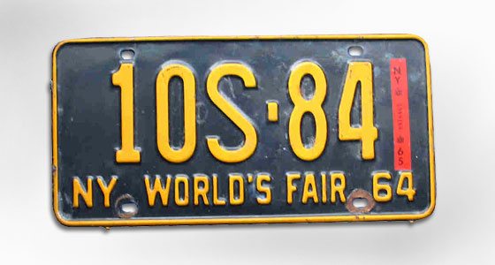 The second World's Fair makes its appearance.