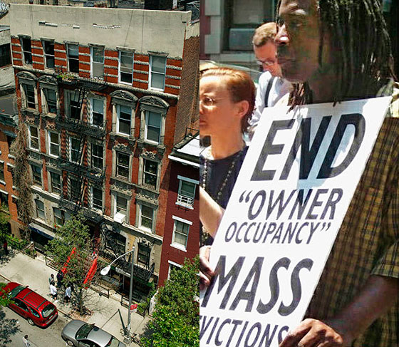 <strong>East Village vs. the Econamkis Family</strong><br/>
