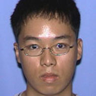 Virginia Tech shooter Cho Seung-Hui.