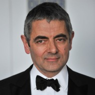Rowan Atkinson, royal pal.