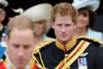 Prince Harry, looking more clothed than in recent photos.