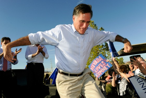 Flap those wings, Mitt, flap them all the way to the nomination.