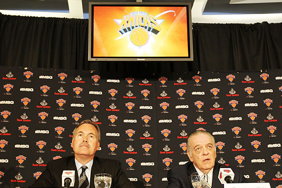 Did Donnie Walsh and Mike D'Antoni Fail?