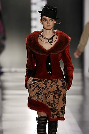 Custo Barcelona Fall 2006 Collection :  custo-barcelona custo barcelona custo womens