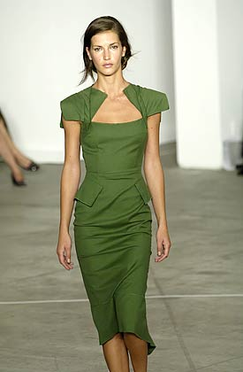 Roland Mouret - Roland Mouret - Spring 2006 Collection