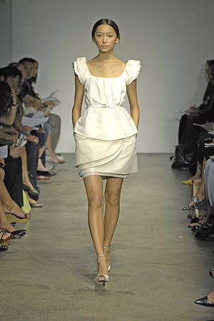 Thakoon - Spring 2007 Collection @ NY Fashion Week