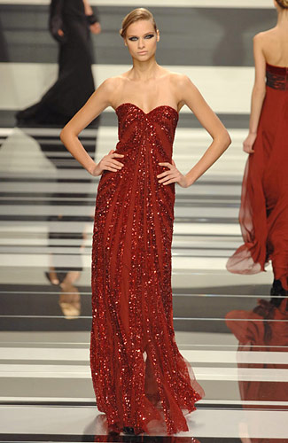 Elie Saab - Elie Saab - Fall 2008 Collection