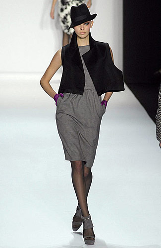 Bill Blass - Bill Blass - Fall 2008 Collection