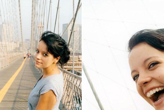 Bikini Waxing, Lesbian Dreams, and Mayor Mike: Lily Allen, Uncut