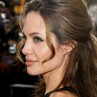 angelina jolie might be a fake