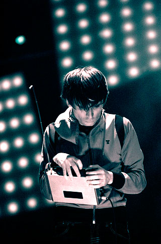 Radiohead's Jonny Greenwood the World's First Celebrity to Realize ...
