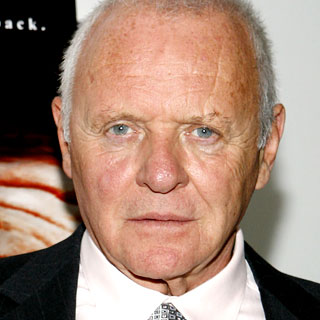 Photo Getty Images     Anthony Hopkins