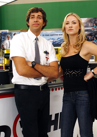 Nbc orders new episodes of chuck and life now if only someone photo courtesy of nbc voltagebd Choice Image
