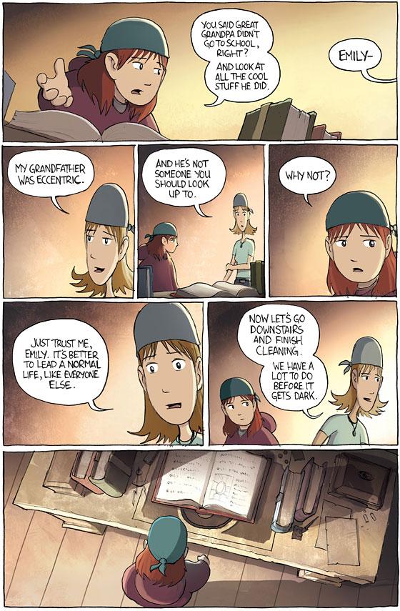 Amulet Book 3 Top Book Pick Amulet Vol