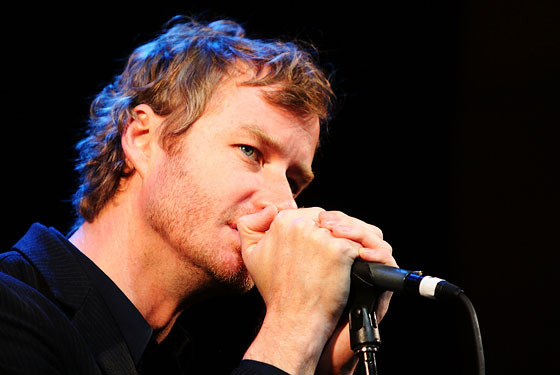 The National S Matt Berninger Is Totally Cool With