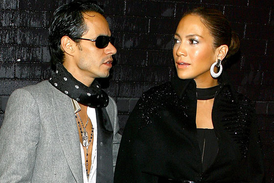 J-Lo and Marc