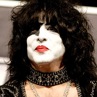 Paul Stanley of Kiss