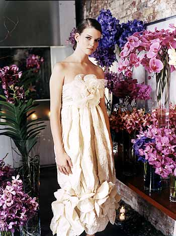 New York Wedding Guide - Wedding Gown Photo Gallery