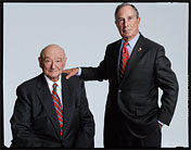 Bloomberg and Koch