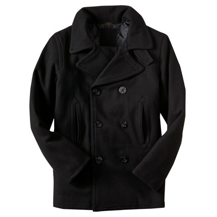 Shop-A-Matic -- Fall Outerwear -- Wool-Blend Peacoat by Old Navy