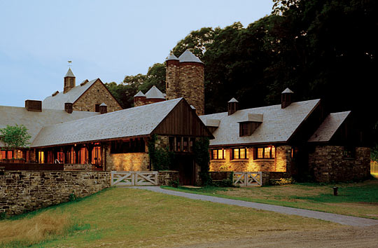 Blue Hill at Stone Barns - Ceremony - 630 Bedford Rd, Tarrytown, NY, 10591